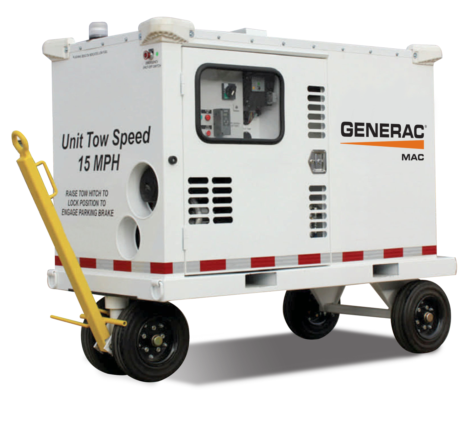 generac mac210hc indirect fired heater heat cart airline