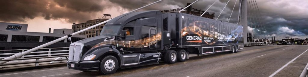 Generac Power Truck Experience Tour - National Power Corp.